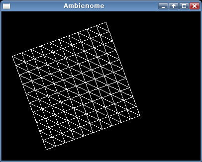 Screenshot of a rectangle mesh